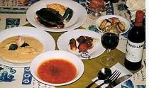 ★ボリューム満点肉と魚のWメインフルコース