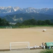 当館では各種合宿も受け入れており、特に夏季はスポーツ合宿を中心にご利用いただいております。