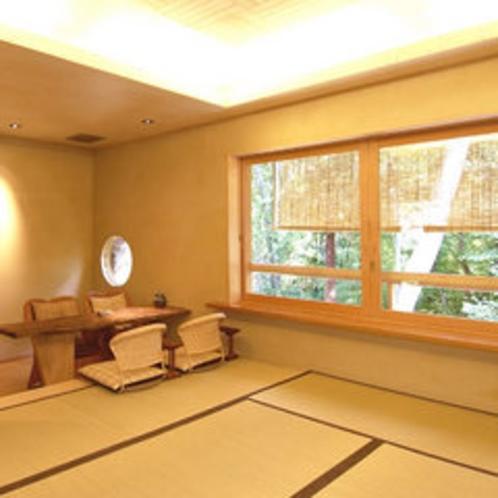 ■日本の色棟「茶」