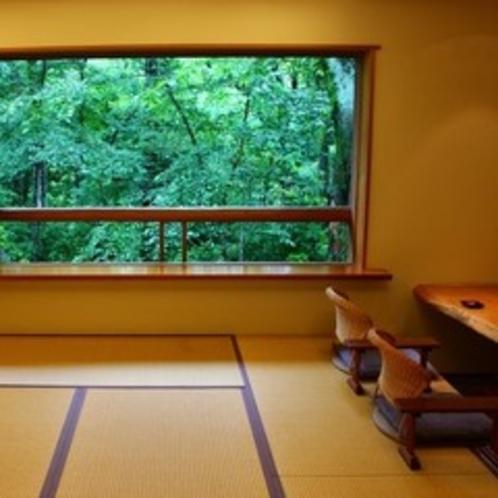 ワンランク上の客室「日本の色棟 紫」