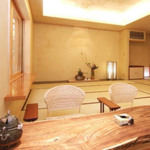 ■日本の色棟 談話スペース