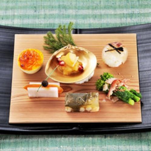 ■風趣料理イメージ 前菜