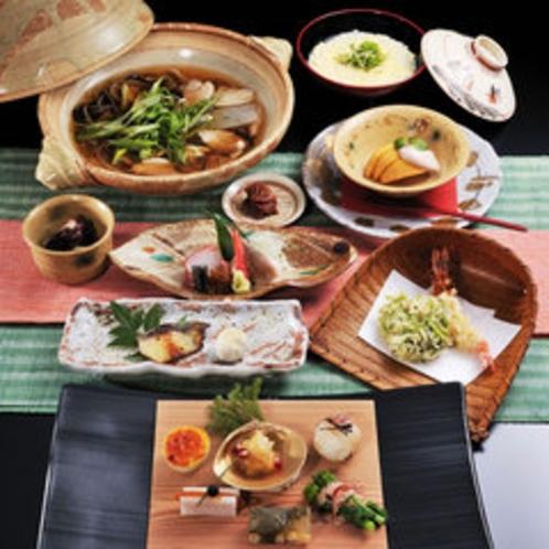 ■風趣料理イメージ 「米二」