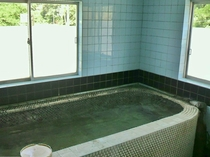貸切の家族風呂(内湯)