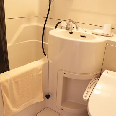【ビジネス出張歓迎】無料朝食/無料駐車場/ウエルカムドリンク有り!全室バストイレ付き