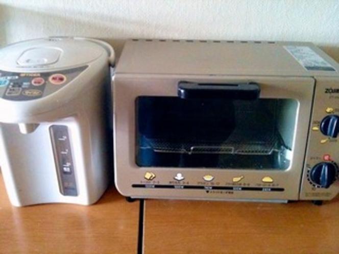 ポット&トースター