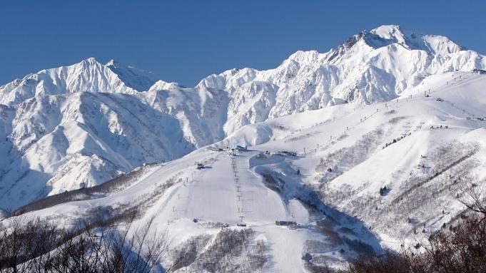 【一足先に白銀の世界へ!】12月22日までの期間限定!八方尾根スキー場リフト一日券無料プレゼント!