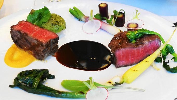 【グルメの旅】美食とワインのマリアージュ!シェフおすすめフルコースディナーにソムリエおすすめのワイン