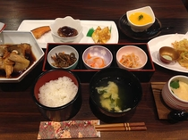 夕食和定食1