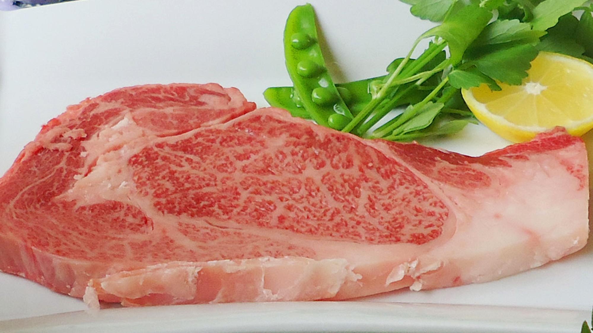 *◆A4〜A5ランク◆国産黒毛和牛を豪快にステーキで!