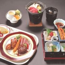 【お子様夕食一例】