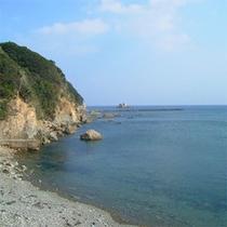 伊勢志摩の海