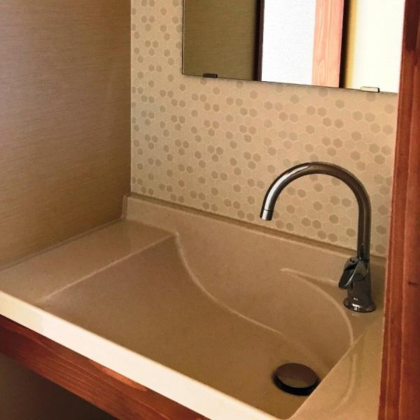 和室8畳 洗面