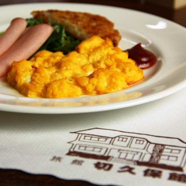 料理-朝食_洋プレート