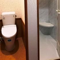 和室8畳 トイレ
