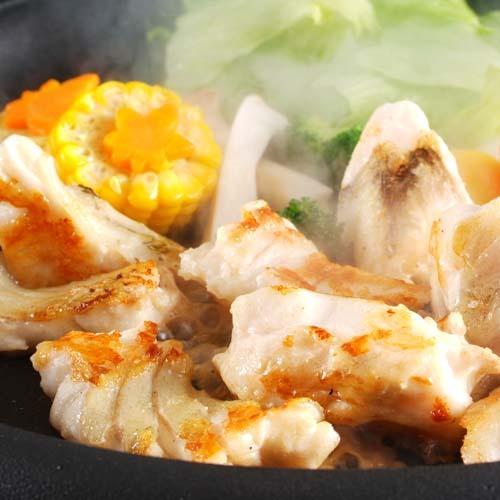 【夕食】焼きクエ