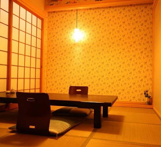 【館内施設】古道庵・個室イメージ