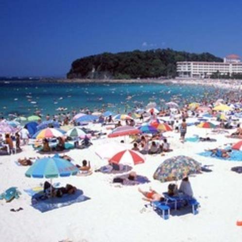 【周辺観光】白良浜海水浴場