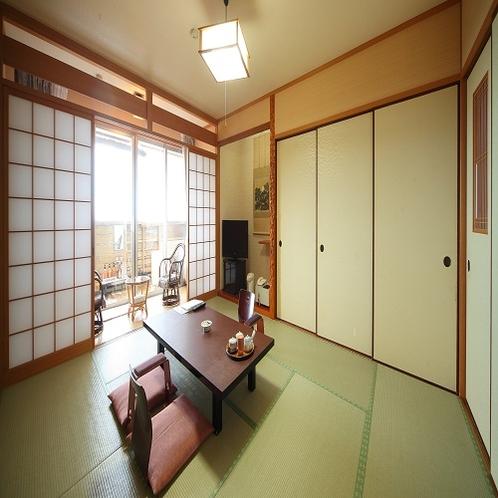 【お部屋】露天風呂付和室 10畳 4名定員
