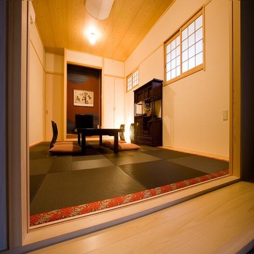 【お部屋】別荘Aタイプ和室