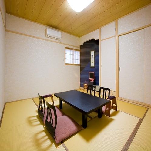 【お部屋】別荘Bタイプ和室