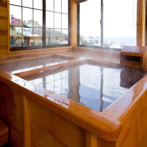 【お風呂】別荘Bタイプ内湯