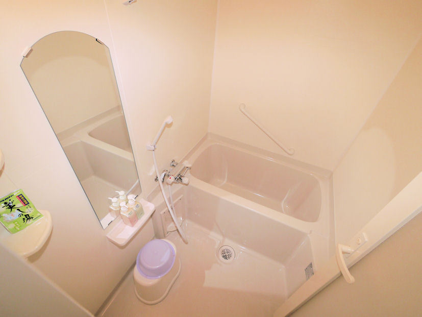 バスルーム(本館) シングルルームBタイプ・スタジオツイン