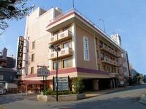 トウエイホテル 本館
