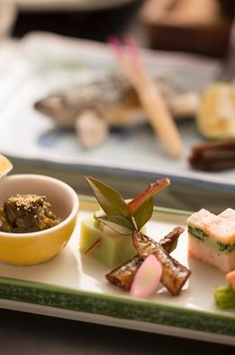 【秋冬旅セール】リニューアルオープン♪山と川そして、美味しい会席料理(会席凜約14品)