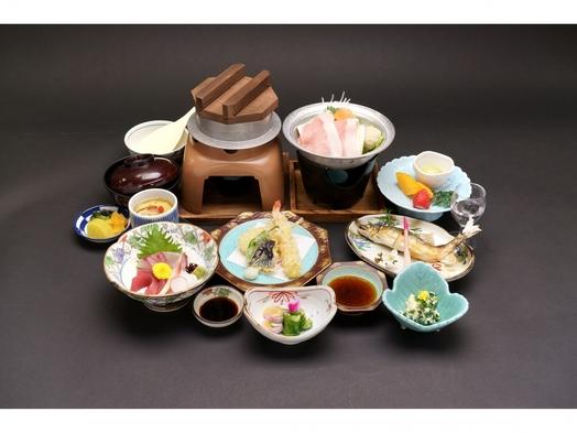 「和歌山県民リフレッシュプランセカンド」にぴったり♪湯ったり、小部屋で釜めし会席満喫コース