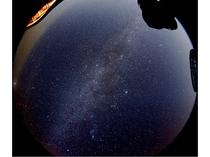 天の川 撮影: 紀美野町立 みさと天文台