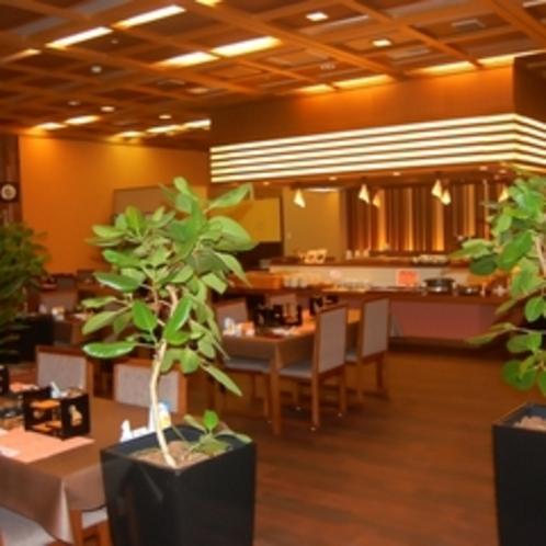和ダイニング(レストラン)朝食会場