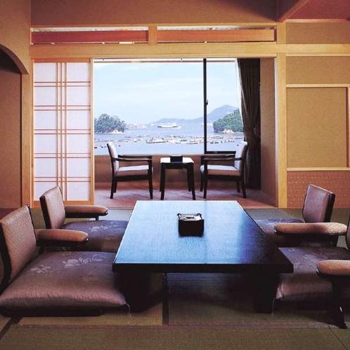 心の休日、日本の雅。 新館 季和海(ときなごみ)和室12畳+6畳