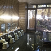 【洗い場】*大浴場