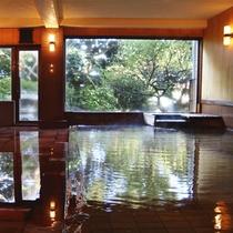 *大浴場「菖蒲の湯」男女入れ替え制 15:00~9:00