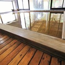 大浴場 古代檜風呂