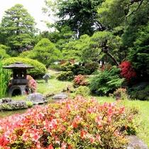 庭園 〈春〉