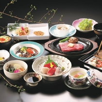 料理イメージ(2016四季の舞)
