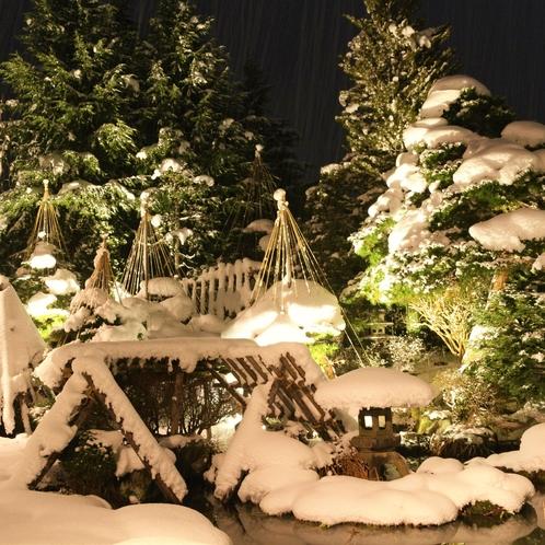 庭園〈冬〉