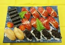 八丈島寿司!!