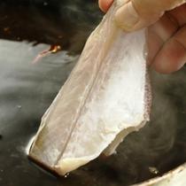 希少魚を中心に、その日水揚げされた新鮮な魚介類をお料理としてお出ししています。