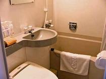 客室バス&洗浄機付きトイレ