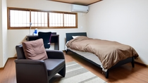 *【部屋一例】 洋室ツイン/お客様の人数に合わせてベッドをアレンジします