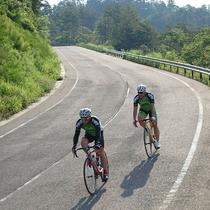 *サイクリングプラン ~風光明媚なコースを風になって走り抜ける~