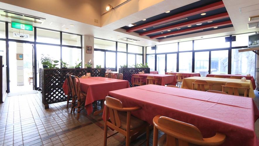 <レストランCOPA>お食事はこちらでお楽しみ下さい