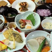 ※【夕食】郷土料理コース一例※