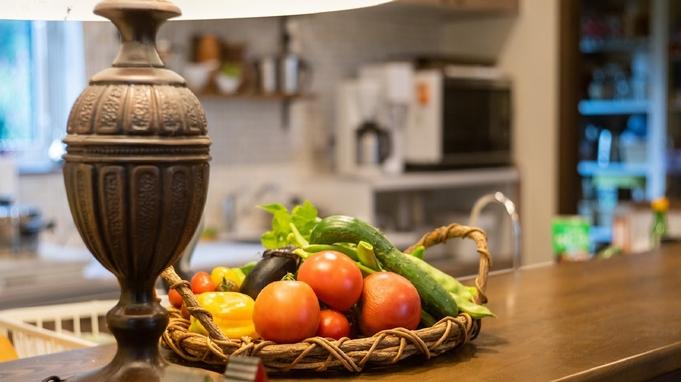 【1日2組限定】<1泊2食>自然のうまみを味わう創作料理 〜小さなレストランでおもてなし〜
