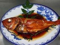 近海物の『金目鯛』の姿煮(プランにもございますが、別注でもお受けいたします。