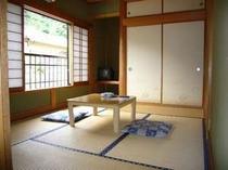 天城山の新鮮な空気を満喫でき、過ごしやすいお部屋です。