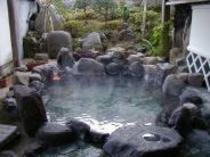 露天風呂は二箇所(※冬季は1箇所となります)